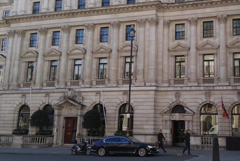 14-16 Waterloo Place